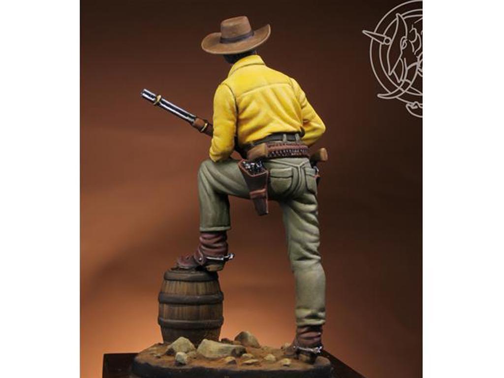 Young Texas Ranger 1883 (Vista 4)