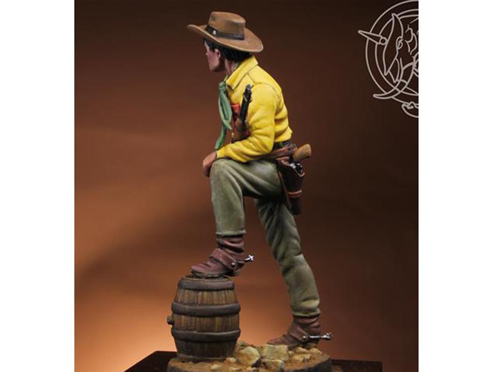 Young Texas Ranger 1883 (Vista 5)