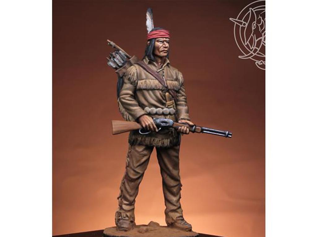 Navajo Warrior 1883 (Vista 5)
