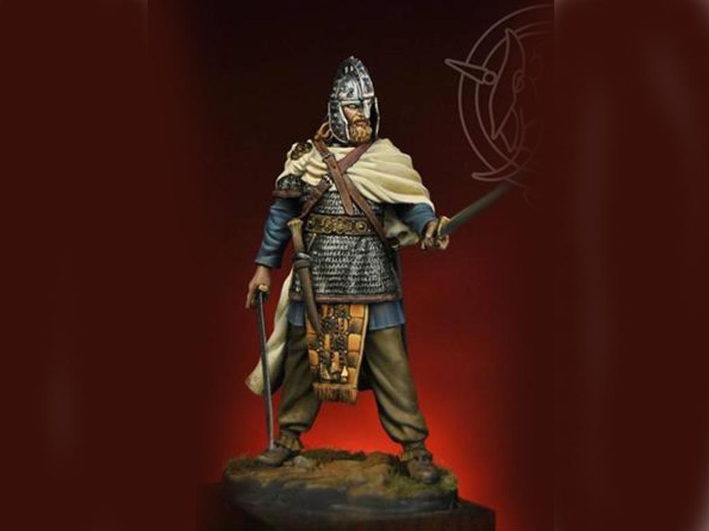 Señor de la guerra Irlandés - A.D. 1014 (Vista 1)