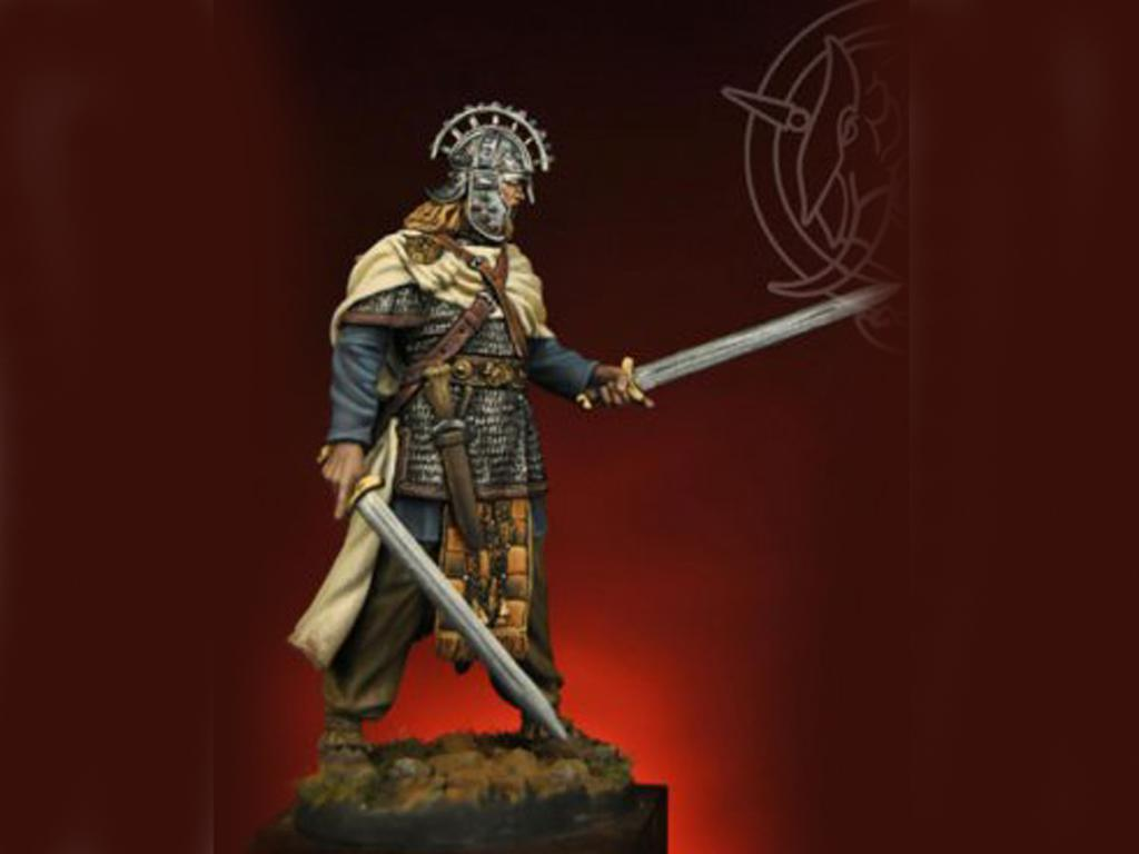 Señor de la guerra Irlandés - A.D. 1014 (Vista 2)