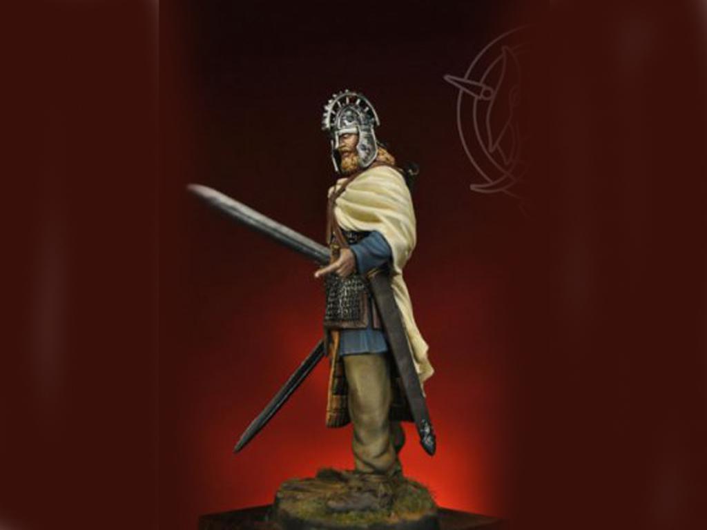 Señor de la guerra Irlandés - A.D. 1014 (Vista 3)