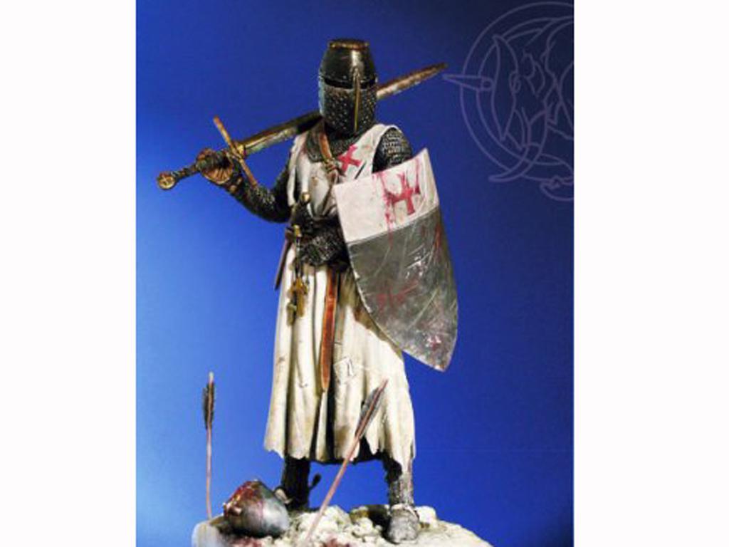 Caballero Templario (Vista 1)