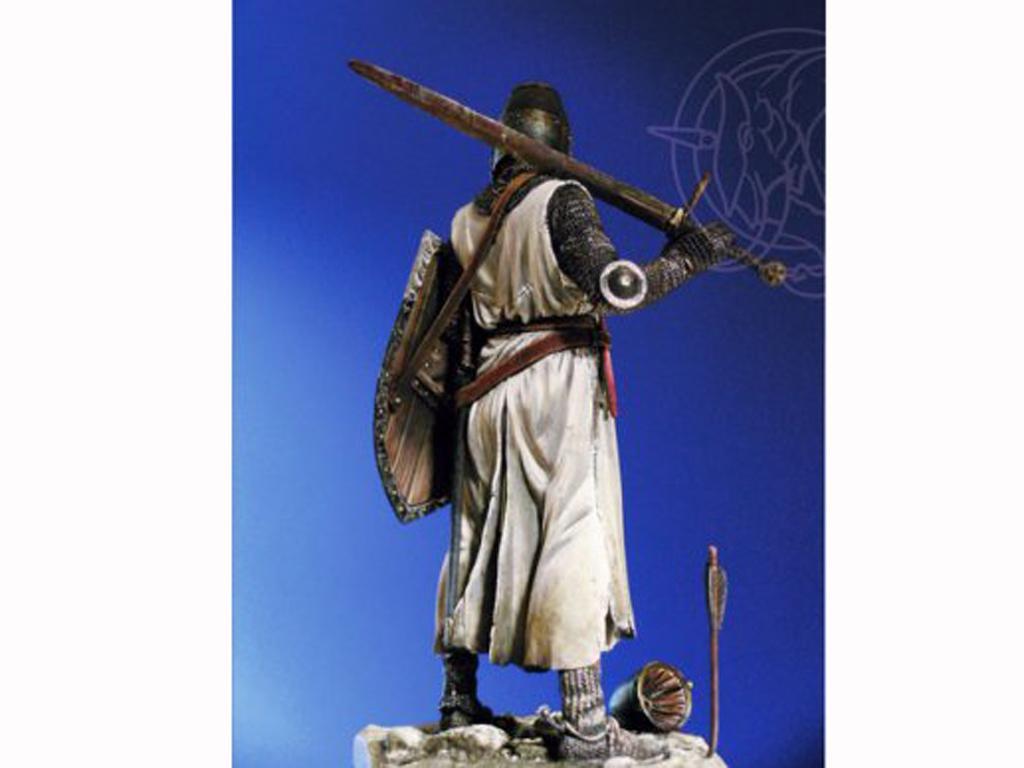 Caballero Templario (Vista 2)