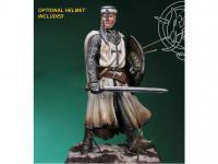 Templario / Caballero Teutónico siglo XIII (Vista 7)