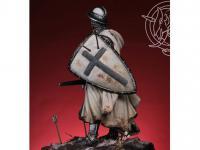 Templario / Caballero Teutónico siglo XIII (Vista 8)
