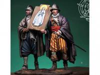 Soldados de los Tercios de Bobadilla, Empel 1585 (Vista 6)