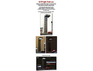 Torre de leds