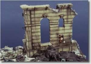 Fachada Rusa en ruinas - Ref.: ROYA-003