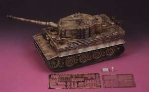 Tiger I late version (Tamiya kit) - Ref.: ROYA-027