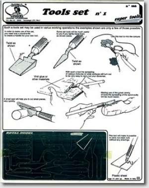 Herramientas set n.1  (Vista 1)