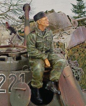 Comandante Waffen SS  (Vista 1)
