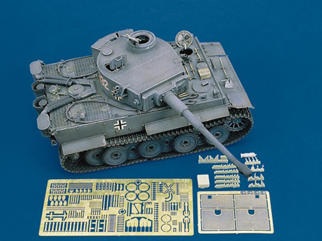 Tiger I fruhe produktion - Ref.: ROYA-158