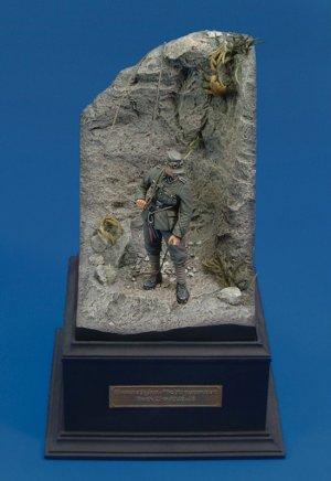 Soldado Aleman escalador  (Vista 1)