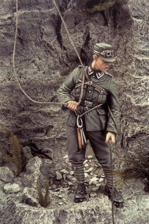 Soldado Aleman escalador  (Vista 2)