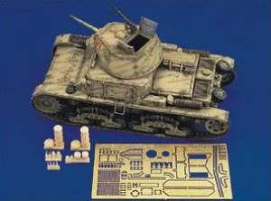 Tanque Italiano M13/40 - Ref.: ROYA-199