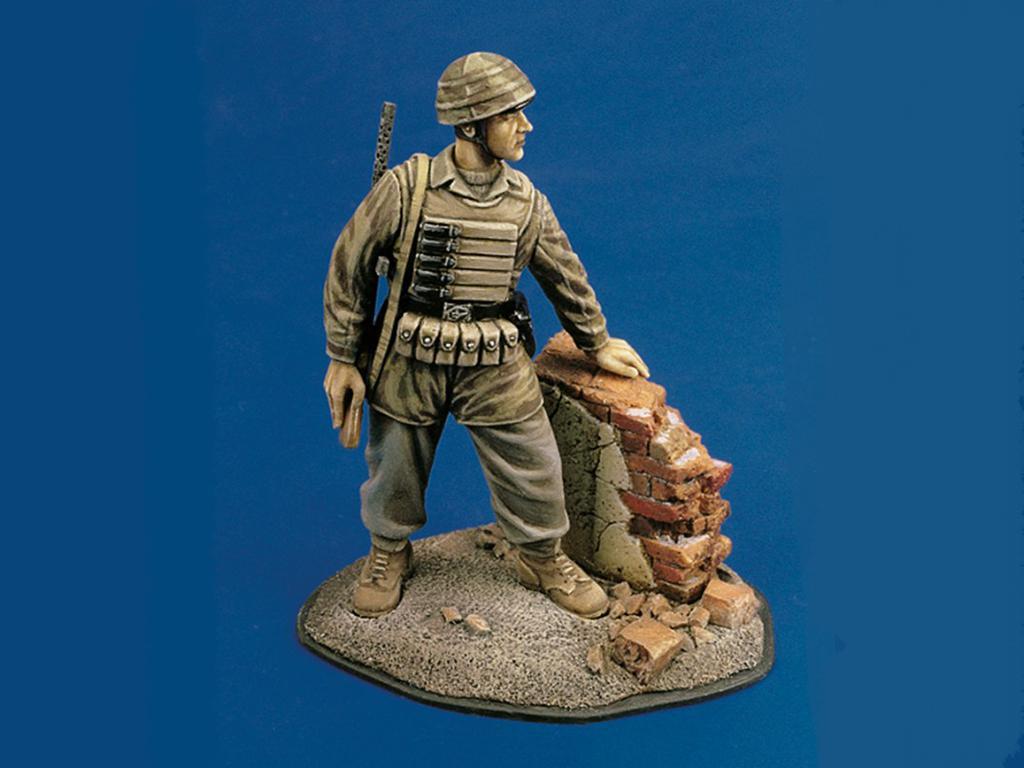 Paracaidista Italiano  (Vista 1)