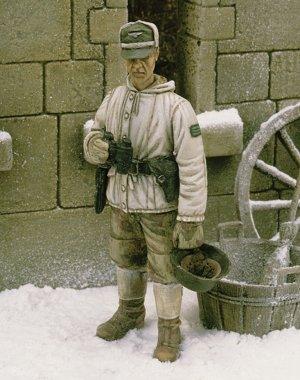 Teniente Granadero Regimirnto 236 - 1944  (Vista 1)