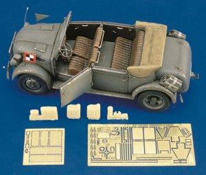 STEYR Kommandeurwagen type1500A - Ref.: ROYA-221