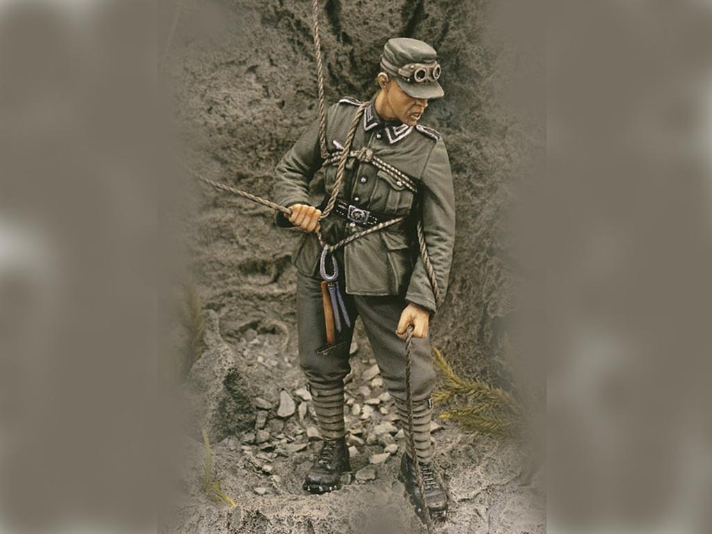Escalador Aleman WWII  (Vista 1)
