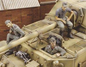 Ferdinand crew part 1 - WWII  (Vista 1)