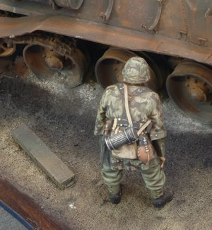 Waffen SS Grenadier- 1944  (Vista 2)