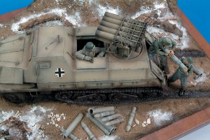 Panzerwerfer 42 Crew-Russia 42   (Vista 2)