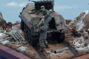 Panzerwerfer 42 Crew-Russia 42   (Vista 3)