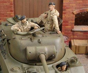 U.K. Tank Crew  (Vista 1)