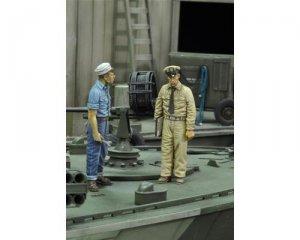Oficial y Marinero U.S. - Ref.: ROYA-536