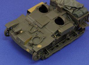 French Armored Carrier UE & stowage  (Vista 2)