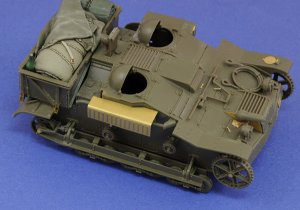 French Armored Carrier UE & stowage  (Vista 4)