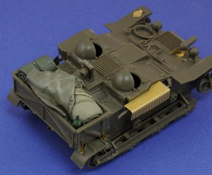 French Armored Carrier UE & stowage  (Vista 5)