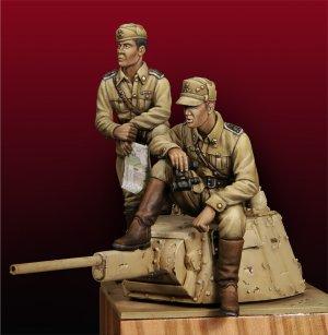 Teniente y Mariscal de Cavalleria  (Vista 1)
