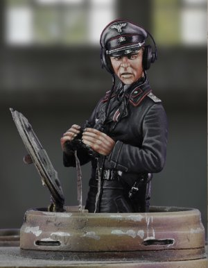 Comandante Tanque Grossdeutschland  (Vista 1)
