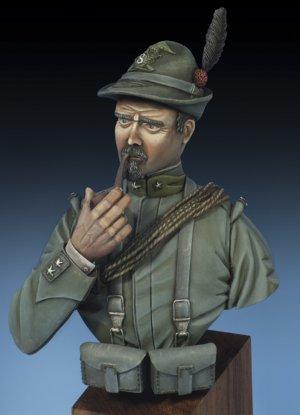 Tenente degli Alpini 1915-18  (Vista 1)