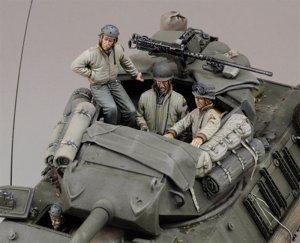 M-10 U.S.crew  (Vista 2)