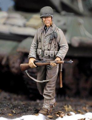 U.S. Infantry rifleman  (Vista 1)