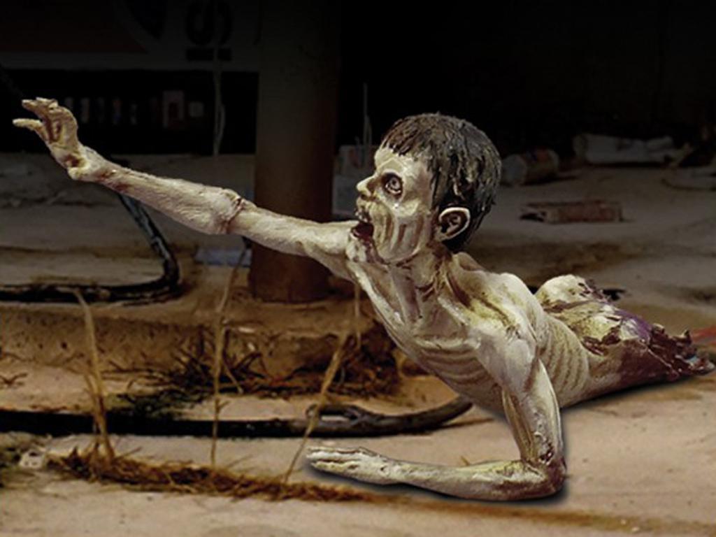 Zombie - half body   (Vista 1)