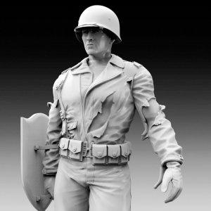 Soldado Universal  (Vista 4)