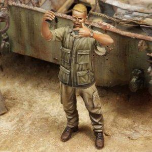 Selfie soldier  (Vista 1)