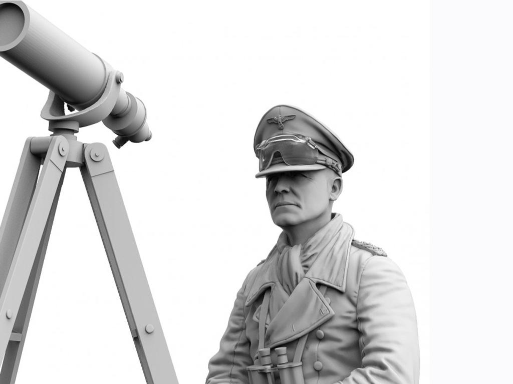 Erwin Rommel  (Vista 4)