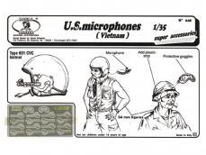 U.S. Microfonos, Vietnam - Ref.: ROYA-018