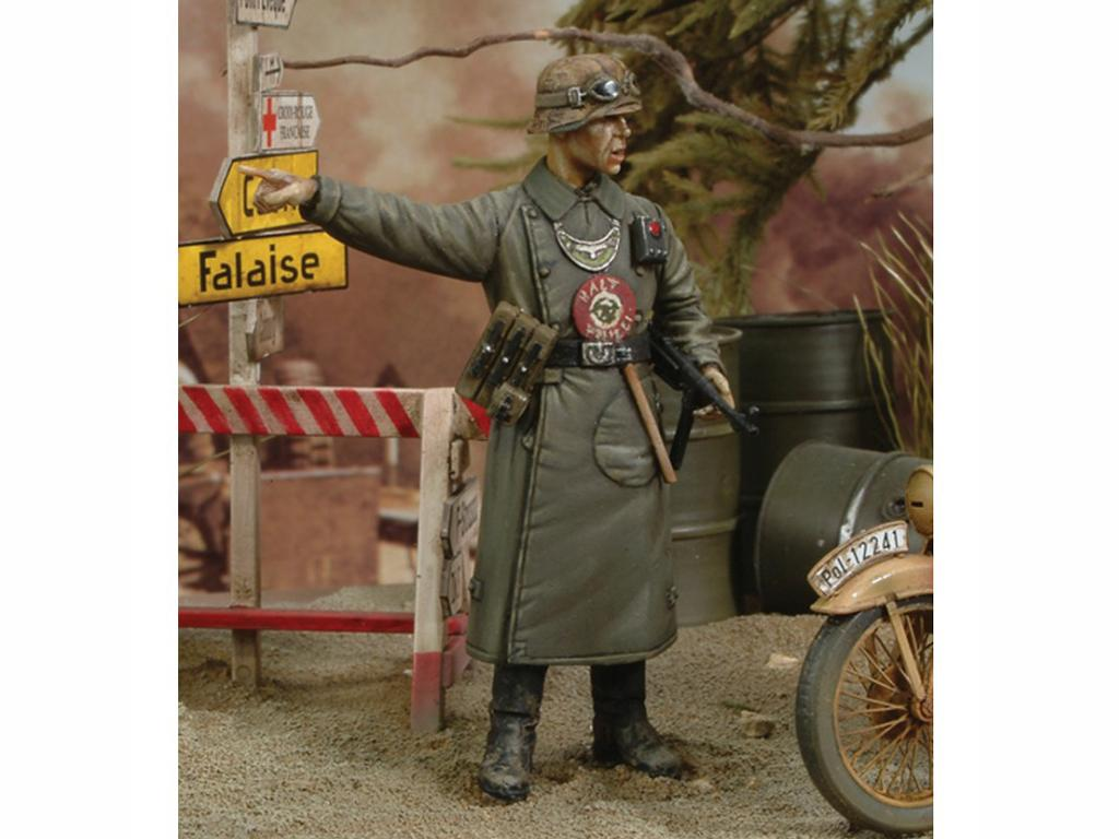 Policia militar Alemana (Vista 1)