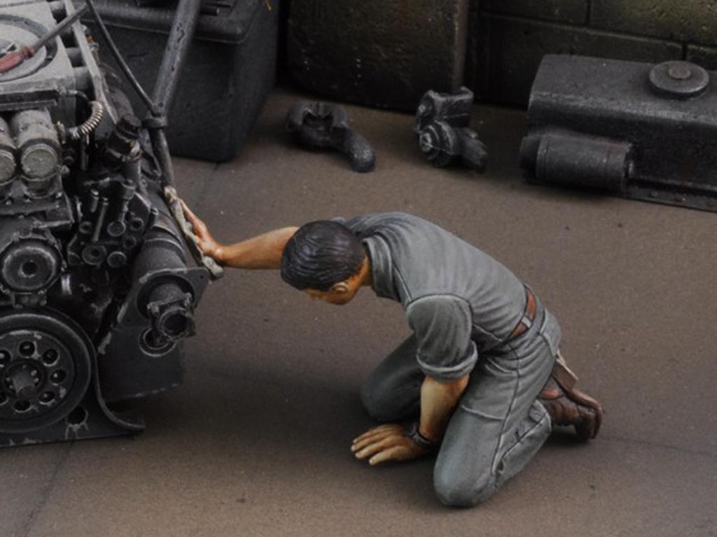 Mecánicos  (Vista 3)
