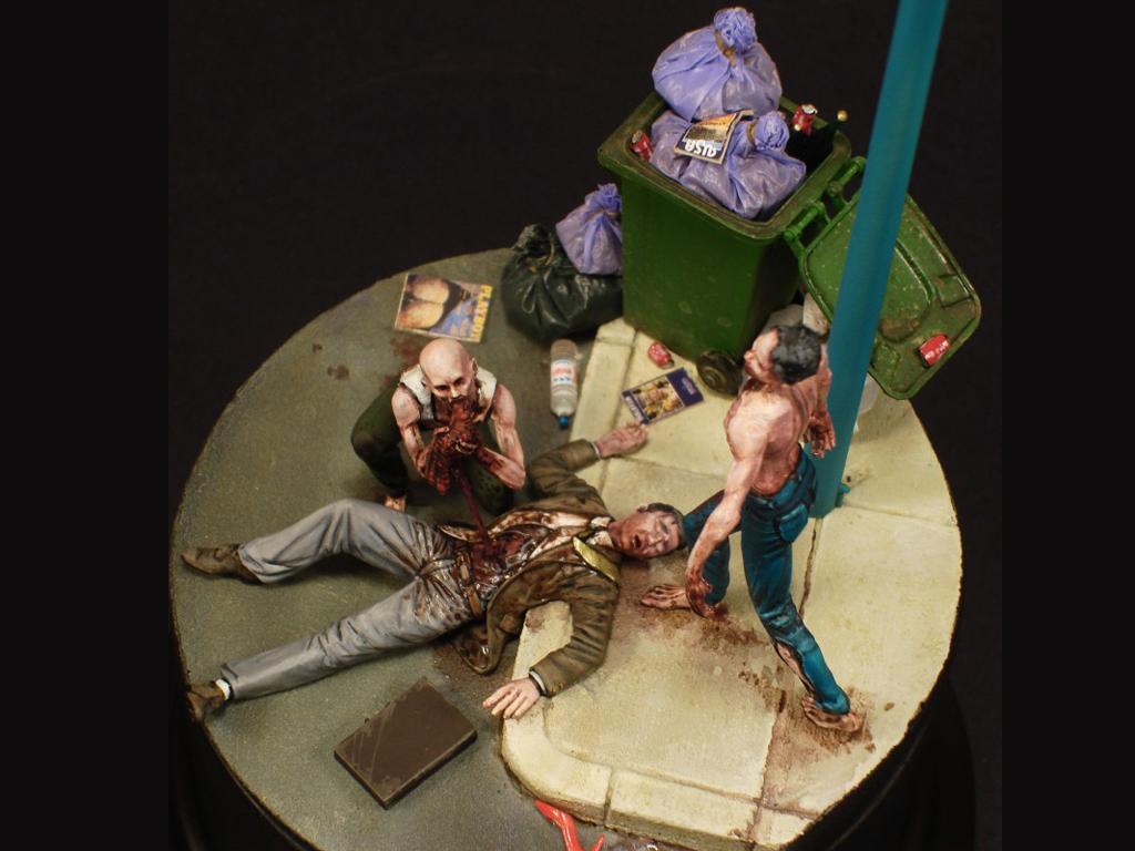 La noche de los muertos vivientes (Vista 1)