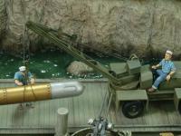 Marinero y operario de grua (Vista 4)