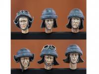 Cabezas Italianas (Vista 2)