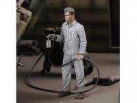 Soldado Pintando (Vista 4)