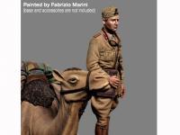 Oficial Italiano Libia 1940 (Vista 4)